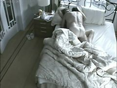 Spy Cam Catches Ona Grauer Getting Laid