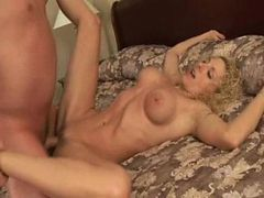 Horny pornstar in incredible milfs, blonde porn video