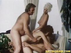 Vintage double fuck