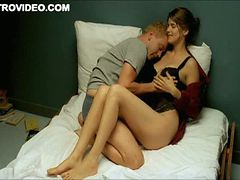Hot Forplay With Beauty Alice Taglion