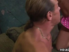 Sandra Romain tittie fuck and deepthroat