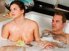 Keisha Grey & Steven St. Croix in Cheating With Bill - FantasyMassage